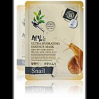 Корейские тканевые маски фирмы Shelim: улитка