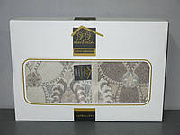 Покрывало гобеленовое 240х240см (цвета в ассортименте) Подарочная упаковка