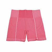 Женские шорты The Queen Jane Lesko 2088-2 Pink L. Шорты для занятий фитнесом спортивные.