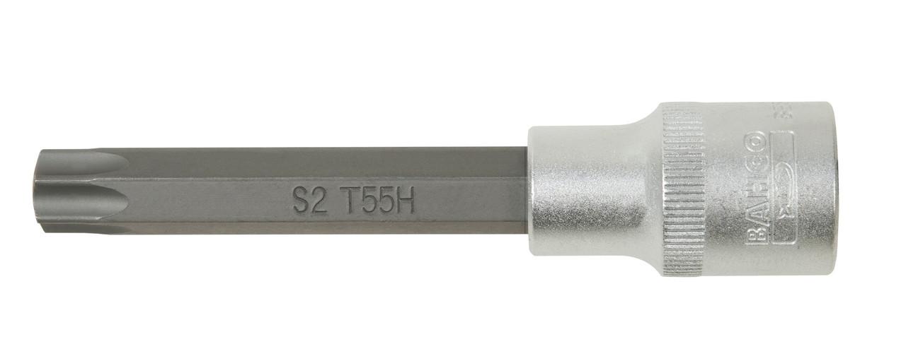 Оборудование для работы с двигателем,1/2 socket drivers with Tamper Tx bits, Bahco,BE510140