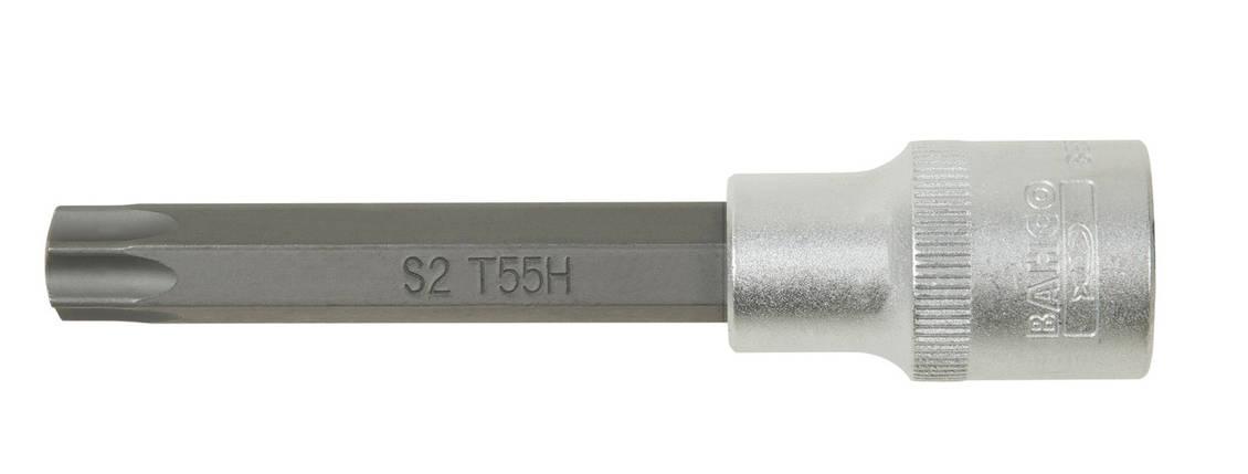 Оборудование для работы с двигателем,1/2 socket drivers with Tamper Tx bits, Bahco,BE510140, фото 2