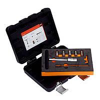 Оборудование для работы с двигателем,Diesel injector seat cutter, Bahco,BE1315P76