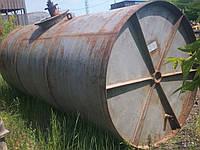 Стальной вертикальный резервуар для нефти