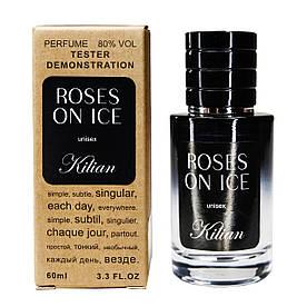 Kilian Roses On Ice TESTER LUX, унісекс, 60 мл
