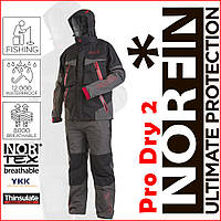 Костюм демісезонний мембранний Norfin Pro Dry Gray 2 12000мм M