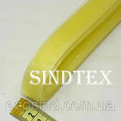18м. Регилин (кринолин) 20мм (24-желтый прозрачный) (1-2118-Е-68)