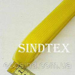 18м. Регилин (кринолин) 20мм (12-желтый) (1-2118-Е-84)