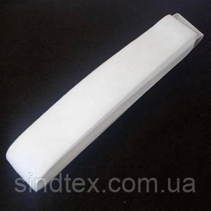 23м. Жорсткий регилин (крінолін) 50мм білий (1-2118-Е-07), фото 2