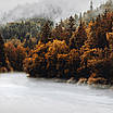 Набір постерів на стіну Autumn in the mountains, фото 3
