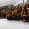 Набор постеров на стену Autumn in the mountains, фото 3