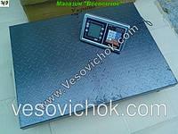 Платформенные весы TCS-D 600 кг Oxi