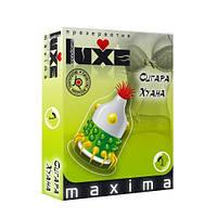 """Презервативы """"Сигара Хуана""""  LUXE - (LX00025)"""