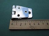 Нержавіюча шарнірна петля, асиметрична (товщина 2 мм)., фото 4