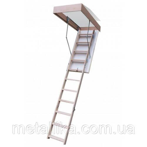 Горищні сходи COMFORT Standart