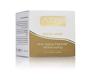 Зволожуючий денний крем з пептидами AND Anti-aging PEPTIDE Moisturizing Cream 50 мл