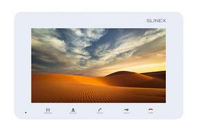 "Відеодомофон 7"" Slinex SM-07MN White"
