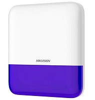 Беспроводная уличная сирена Hikvision DS-PS1-E-WE-Blue AX PRO