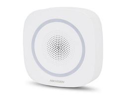 Беспроводная внутренняя сирена Hikvision DS-PS1-I-WE-Blue AX PRO