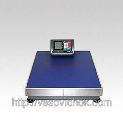 Товарні ваги ВПЕ 102D_600 кг (600х800мм)