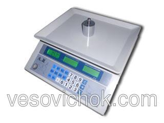 Торговые весы ACS-718 A.R