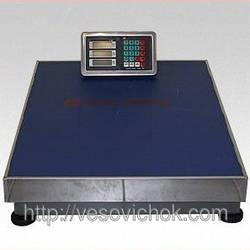 Платформенные складские весы ВПЕ-16-МВ_300 кг (600х800 мм)