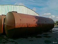 Резервуары вертикальные стальные для нефти и нефтепродуктов