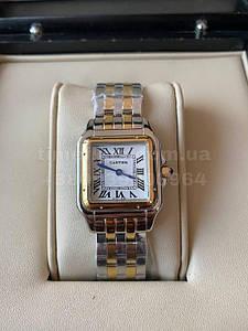 Жіночі наручні годинники Картьє (репліка) Пантера 26 мм копія