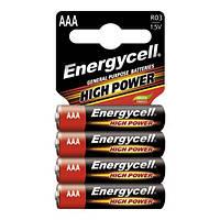 Батарейка Energycell Heavy Duty R03 (ААA, 4шт, миниблистер 60/2400)                                       , фото 1