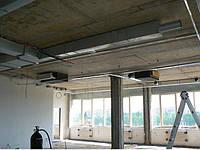 Монтаж систем вентиляции, кондиционирования, тепловых насосов и отопления .
