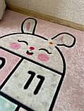 """Бесплатная доставка! Ковер в детскую """"Классики Энджоу"""" 100х160см., фото 6"""