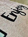 """Бесплатная доставка! Ковер в детскую """"Классики Энджоу"""" 100х160см., фото 7"""