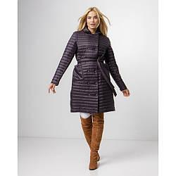 Демісезонна стьобаний жіноча куртка брендовий