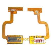 Шлейф Samsung E2210 с коннекторами