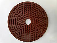 Алмазные гибкие шлифовальные круги 125 мм, DRY, #150