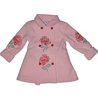 Пальто Ева детское для девочки