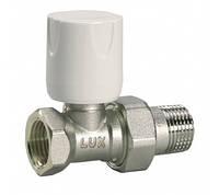 Клапан термостатический проходной 1/2 Luxor
