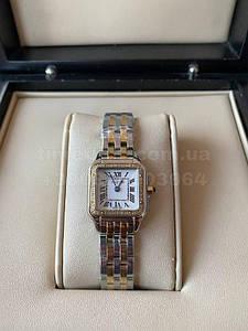 Жіночі наручні годинники Картьє (репліка) Пантера Даймондс 21 мм копія