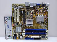 Материнская плата ASUS/HP P5LP +E4400 S775/QUAD DDR2