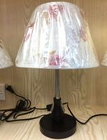 Лампа настольная c абажуром MT 2018