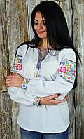 Женская украинская вышиванка UA-06