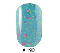 Гель-лак Naomi Candy Bar №190 , 6 мл
