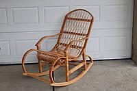 """Кресло-качалка из лозы плетеная мебель""""Счастье"""""""
