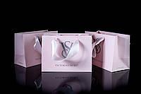 Пакет М Victoria's Secret розовый