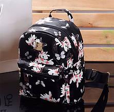 Рюкзак жіночий маленький екошкіра