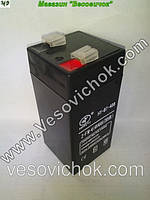 Аккумулятор 4V4Ah