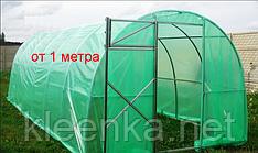Пленка тепличная полиэтиленовая светостабилизированная 3 метра ширина, 1,5 м рукав, 120 мкм толщина