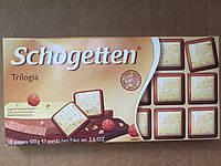 Шоколад Schogetten Trilogia Chocolate