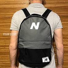Рюкзак спортивний New Balance