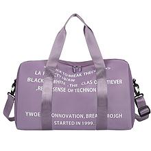 Спортивная женская сумка.Небольшая сумка для тренировок, в бассейн  КСС76-2
