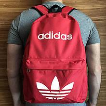 Червоний спортивний рюкзак Adidas